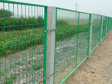 plastic coated wire diameter 405mm galvanized 3150mm mesh opening mm 75x150 panel 1800x3000 border width 30 welded fence96 wire