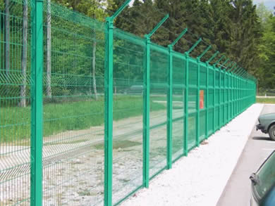 Welded Wire Fence Thai Hua Wire Mesh Co Ltd