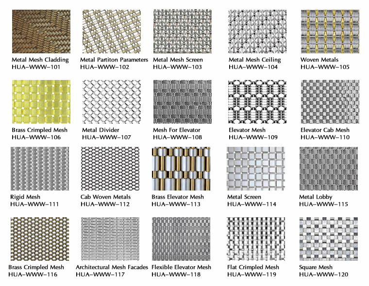 Woven Wire Mesh Introduction | Thai Hua Wire Mesh Co., Ltd.